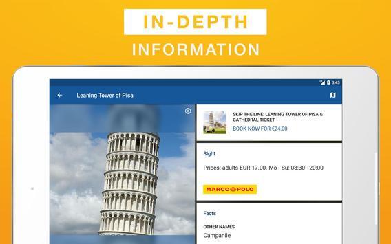 Pisa Travel Guide apk screenshot
