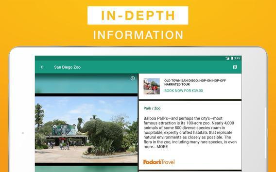 San Diego Travel Guide apk screenshot
