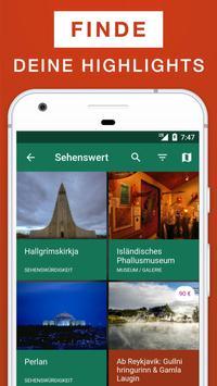 Island Reiseführer screenshot 1