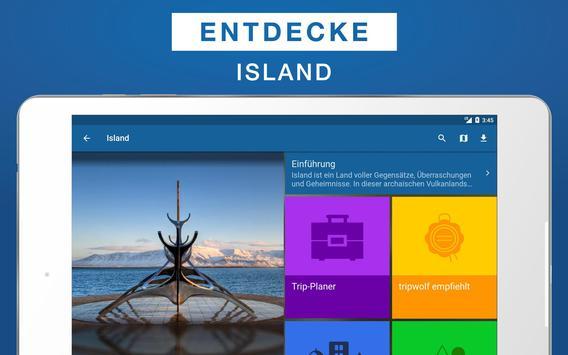 Island Reiseführer screenshot 4