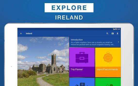 Ireland Travel Guide apk screenshot
