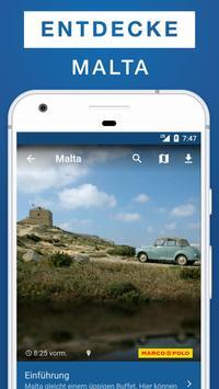 Malta Reiseführer poster