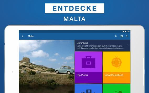 Malta Reiseführer apk screenshot