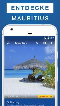 Mauritius Reiseführer poster