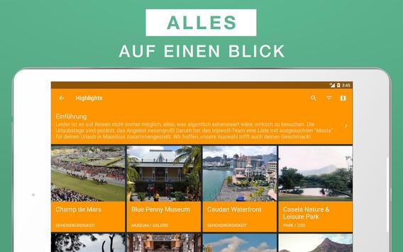 Mauritius Reiseführer apk screenshot