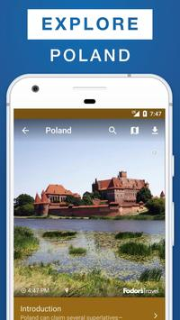 Poland Travel Guide poster