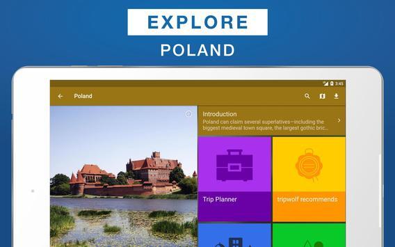 Poland Travel Guide apk screenshot
