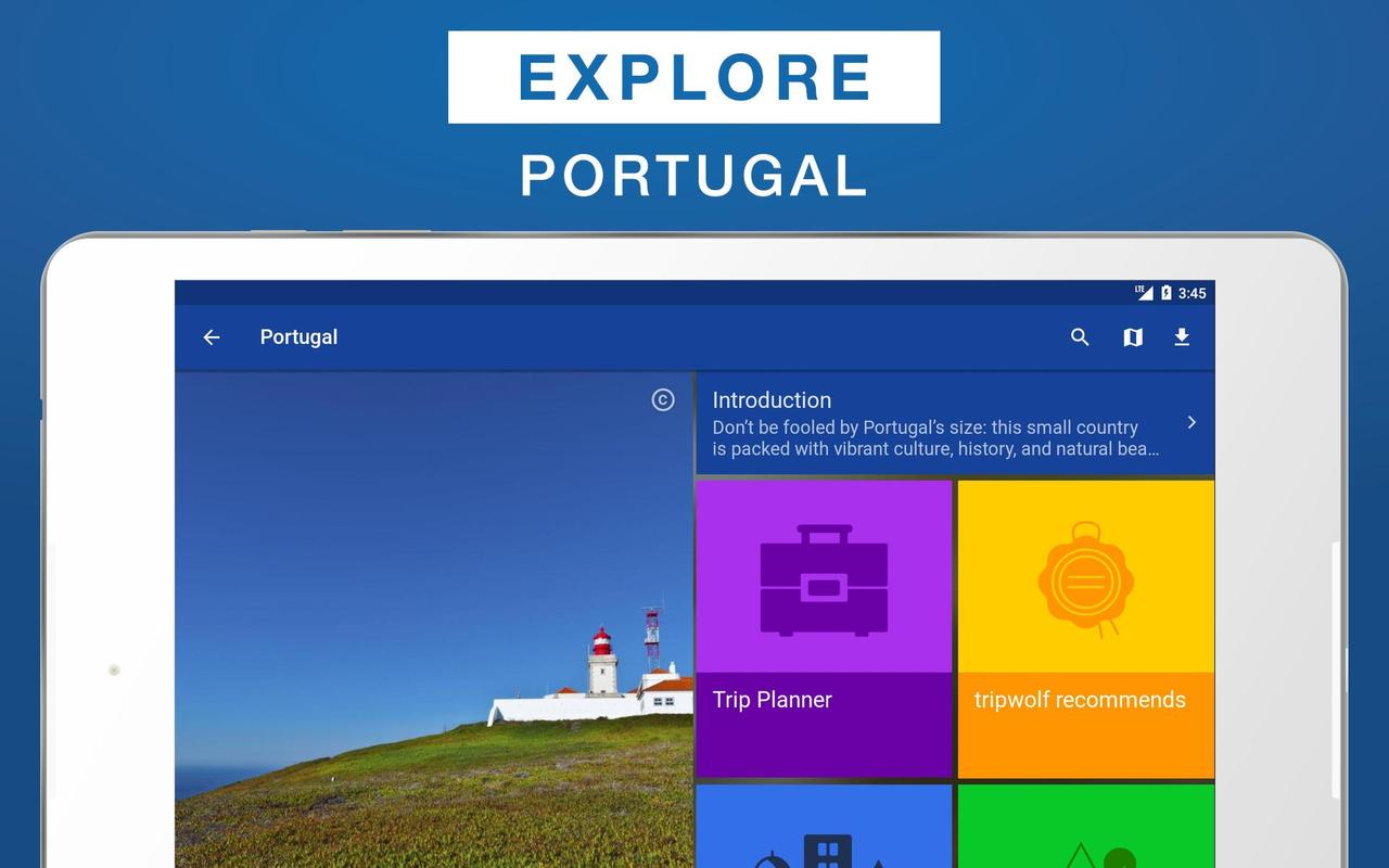 portugal travel guide free download