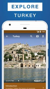 Turkey Travel Guide poster