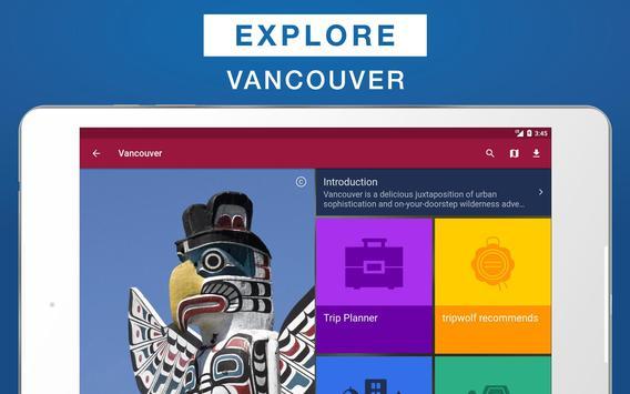 Vancouver screenshot 4