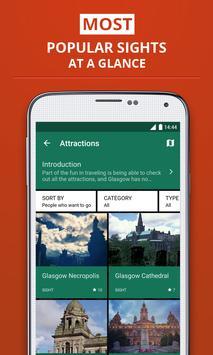 Glasgow Travel Guide apk screenshot