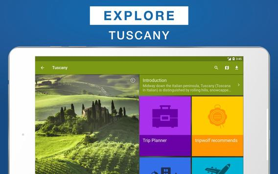 Tuscany Travel Guide apk screenshot