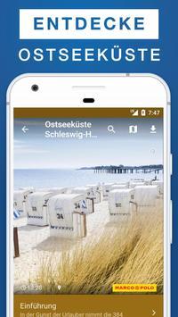 Ostseeküste Reiseführer poster