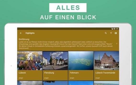 Ostseeküste Reiseführer screenshot 5