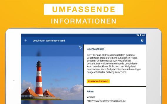 Nordseeküste Reiseführer screenshot 10