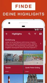 Nordseeküste Reiseführer screenshot 1