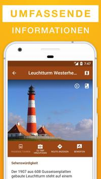 Nordseeküste Reiseführer screenshot 2