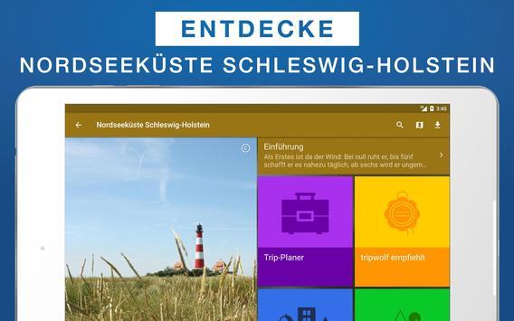 Nordseeküste Reiseführer screenshot 4