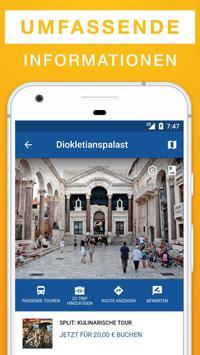 Kroatische Küste Reiseführer apk screenshot