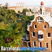 Barcelona voor beginners icon