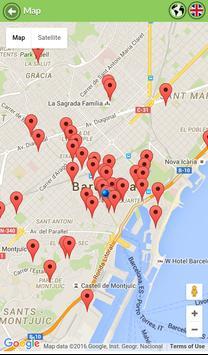 Green Bikes Barcelona apk screenshot