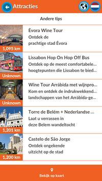 Lissabon.nl apk screenshot