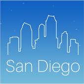San Diego icon