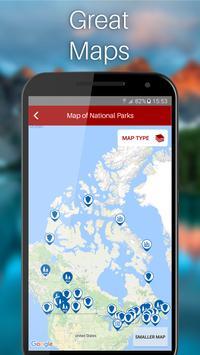Parks Canada apk screenshot