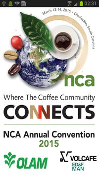 NCA 2015 Annual Convention poster