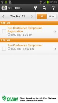 NCA 2015 Annual Convention apk screenshot