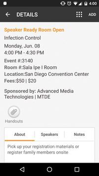 2016 AAP Annual Conference apk screenshot