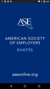 American Society of Employers poster