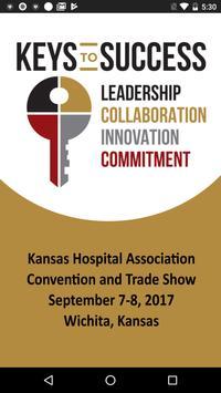 Kansas Hospital Association poster