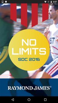 Raymond James SDC 2016 poster