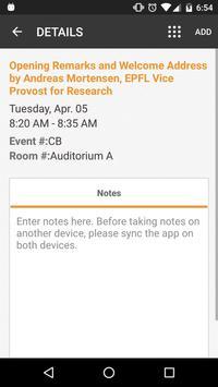 SIAM Conference on UQ (UQ16) apk screenshot