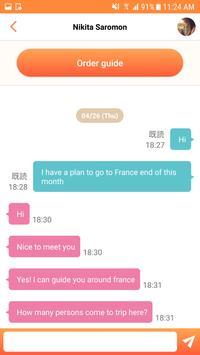 Tripfriends screenshot 4