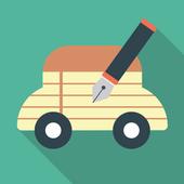 운행이지 - 차량운행일지 국세청 제출, 多차량, 웹지원 icon