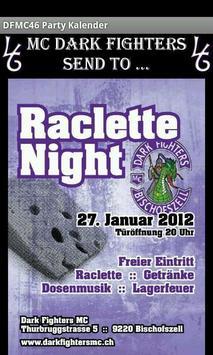 Dark Fighters MC Calendar 2013 poster