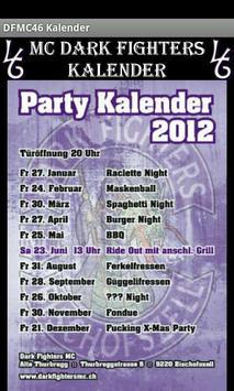 Dark Fighters MC Calendar 2013 apk screenshot
