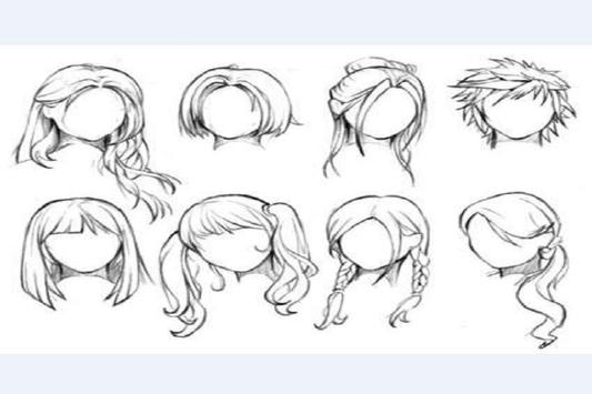 How To Draw Hair For Android Apk Download