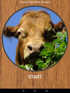 Funny Cow Farm Sounds screenshot 10
