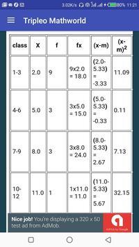 Tripleo Mathworld screenshot 4