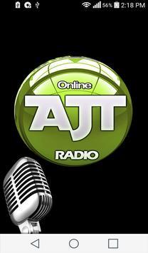 AJT ONLINE RADIO HD apk screenshot