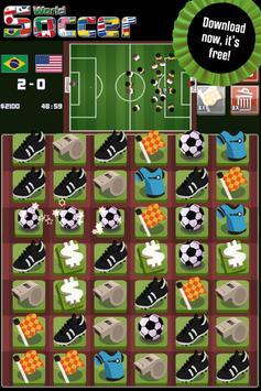 World Soccer poster