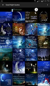 Good Night : Wishing Card apk screenshot