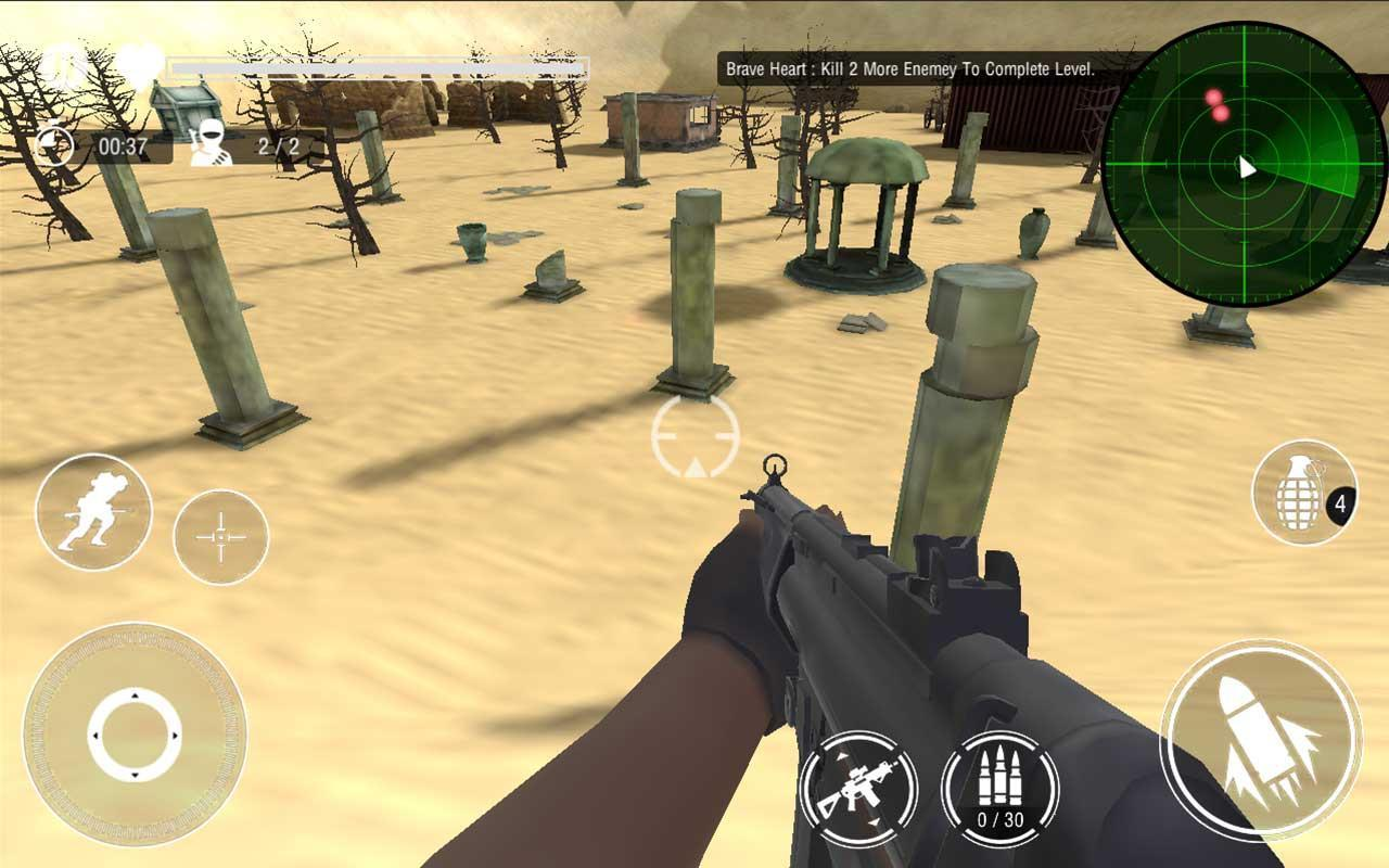 US Army Soldier Border Mission: Offline FPS Game for Android - APK