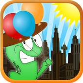 Slugterra Balloon icon