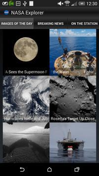 NASA Explorer - Image Viewer poster