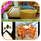 200 Creative DIY ideas icon
