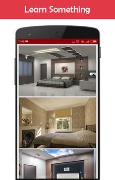 Design Ceiling Bedroom apk screenshot